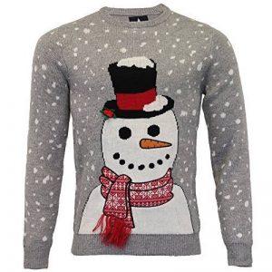 hommes noël tricot Threadbare SAPIN DE NOËL SANTA tricoté Bonhomme de neige Rudolph ELFE NEUF de la marque Threadbare image 0 produit