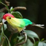 Homyl Oiseau en Plume Artificiel Décoratif Ornement Réaliste,Ailes de Volage Oiseau Réaliste - Multicolore #2 de la marque Homyl image 1 produit
