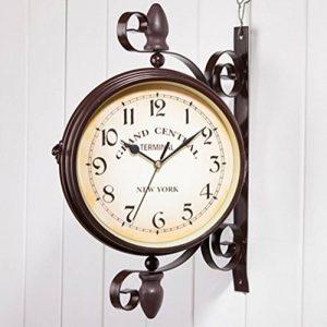horloge extérieure jardin TOP 4 image 0 produit