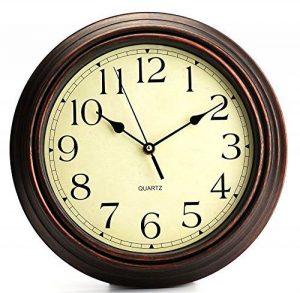horloge murale chambre TOP 2 image 0 produit