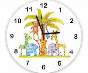 horloge murale chambre TOP 3 image 0 produit