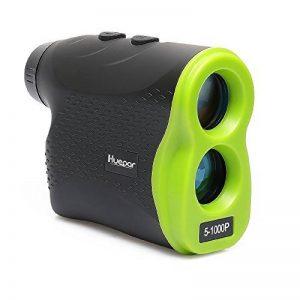 Huepar Golf Télémètre laser Lr1000p 6x 25mm Optics Ranger Finder avec Pinsensor, mesurant jusqu'à 1000,4m, gratuit de la batterie (Vert clair/noir) de la marque Huepar image 0 produit