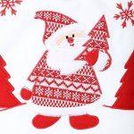Jupe Arbre de Noël en Velours Vacances Arbre Ornements Tapis de décoration pour Noël Christmas,91.4 cm de la marque Suparee image 3 produit