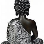 Khevga Article de décoration statue de Bouddha Statue assis 30cm de la marque khevga image 2 produit