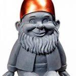 Khevga Set Figurine de jardin–Nain de jardin Lot de 2 de la marque khevga image 1 produit