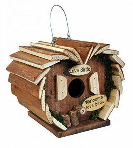 Kingfisher Hôtel à oiseaux en bois de la marque Kingfisher image 0 produit