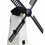 Kingfisher Moulin à vent solaire traditionnel lumineux de la marque Kingfisher image 1 produit