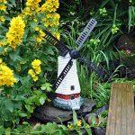 Kingfisher Moulin à vent solaire traditionnel lumineux de la marque Kingfisher image 2 produit