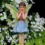 Kit de jardin féérique de Pretmanns avec figurines et accessoires miniatures colorés, 7 pièces de la marque Pretmanns image 3 produit