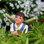 Kit de jardin féérique de Pretmanns avec figurines et accessoires miniatures colorés, 7 pièces de la marque Pretmanns image 4 produit