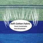 Kottle extérieur doux en coton tissu hamac brésilien Double largeur 2 personne voyage Camping hamac de la marque Kottle image 5 produit