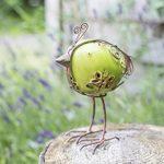 La Hacienda Annika: Rainbow Avery Bird, Vert, 9x 18x 18cm de la marque La Hacienda image 4 produit