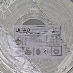 """Lampion Papier Blanc - Lot de 10 pièces, LIHAO 12""""(30cm) Lanterne Papier Boule pour Décoration de Mariage, Maison, Fête etc. de la marque LIHAO image 1 produit"""