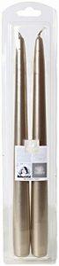 Le Chat 1179069 NOËL STELLAIRE Pack de 2 bougies flambeaux de 29cm - or nude de la marque Le Chat image 0 produit