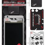 """""""Le porte carte adhesif - Gecko pour téléphone portable - en Canada Drapeau"""" de la marque Gecko Travel Tech image 4 produit"""