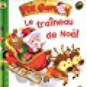 Le traîneau de Noël de la marque Emilie Beaumont image 0 produit