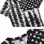 Leapparel Hommes 3D Imprimé Mode V Neck Manches Courtes Vintage T Shirt Tees Tops de la marque Leapparel image 2 produit
