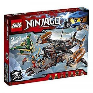 Lego 70605 - NINJAGO - Jeu de Construction - Le Vaisseau de la Malédiction de la marque Lego image 0 produit