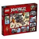 Lego 70605 - NINJAGO - Jeu de Construction - Le Vaisseau de la Malédiction de la marque Lego image 1 produit