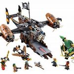 Lego 70605 - NINJAGO - Jeu de Construction - Le Vaisseau de la Malédiction de la marque Lego image 2 produit
