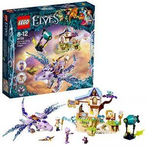 Lego Elves - Aira et la chanson du Dragon du vent - 41193 - Jeu de Construction de la marque Lego image 0 produit