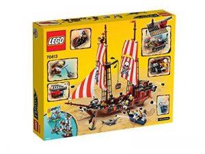 Lego Pirates - 70413 - Jeu De Construction - Le Bateau Pirate de la marque Lego image 0 produit