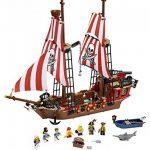 Lego Pirates - 70413 - Jeu De Construction - Le Bateau Pirate de la marque Lego image 1 produit