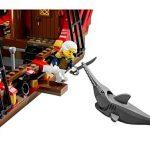 Lego Pirates - 70413 - Jeu De Construction - Le Bateau Pirate de la marque Lego image 3 produit