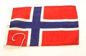 Lindemann Drapeau 20x 30cm Norvège SB-Pack de la marque Lindemann image 0 produit