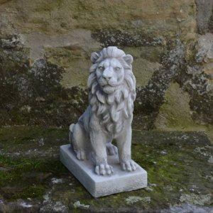 lion en pierre pour jardin TOP 11 image 0 produit