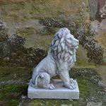 lion en pierre pour jardin TOP 11 image 1 produit