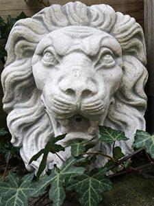 lion en pierre pour jardin TOP 4 image 0 produit