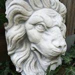 lion en pierre pour jardin TOP 4 image 1 produit