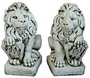 lion en pierre pour jardin TOP 6 image 0 produit
