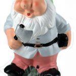 Lot de 2sifflante Gnomes–Sensor Action–Fun Jardin ou maison Ornement de la marque Giftworks image 2 produit