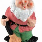 Lot de 2sifflante Gnomes–Sensor Action–Fun Jardin ou maison Ornement de la marque Giftworks image 4 produit