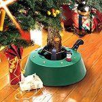 Lot de 2 Supports pour Sapins / Arbres de Noël, Système de Serrage à Pédale Mécanique et Grand Réservoir d'Eau de la marque Star-Max image 3 produit