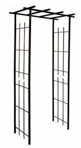 Louis Moulin Pergola étroite tube carré pour Plante grimpante Fer vieilli 97 x 40 x 198 cm 3046 de la marque Louis Moulin image 0 produit