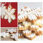 Lynlon cookie cutter Set [27 pièces], rédacteur de gâteau de cuisson-sapin de Noël, homme en pain d'épice, flocon de neige, étoile, en forme de coeur en acier inoxydable modèle de la marque Lynlon image 3 produit