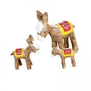 MagiDeal 3 Pièces Mini Animal Miniature en Résine pour Décoration de Bonsai Jardin Maison de la marque MagiDeal image 0 produit