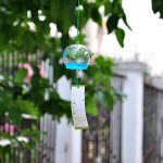 MagiDeal 3 x Wind Chime Japonais Verre Vent Carillon Sonnerie DIY Suspendu Maison Jardin Ornement Cadeau de la marque MagiDeal image 2 produit
