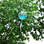 MagiDeal 3 x Wind Chime Japonais Verre Vent Carillon Sonnerie DIY Suspendu Maison Jardin Ornement Cadeau de la marque MagiDeal image 3 produit