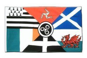 MaxFlags® drapeau Pays Celtique Panceltique 90x150cm de la marque MaxFlags image 0 produit