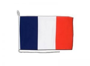 MaxFlags® drapeau pour bateau France 30x40cm de la marque MaxFlags image 0 produit