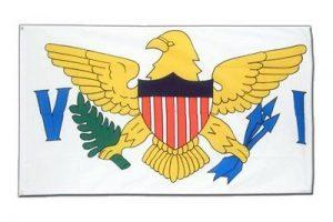 MaxFlags® drapeau USA US Virgin Islands 90x150cm de la marque MaxFlags image 0 produit