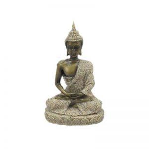 Méditation Bouddha Statue de Grès Sculpture Figurine Fait à la Main #1 de la marque Générique image 0 produit