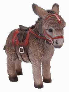 Miniature Monde * * Donkey/Selle MW04–019 de la marque Miniature World image 0 produit