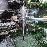mixigoo Fontaine solaire, Pompe à Eau Solaire électrique Panneau solaire Pompe 1.5W Jardin Arrosage Extérieur Pompe Flottante pour Jardin Patio Oiseaux Bassin Piscine et Etang de la marque image 1 produit