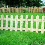 Mélèze de 200x 60 - Exécution droite - Pour clôture de jardin, de plates-bandes de la marque wooden-fencing image 2 produit