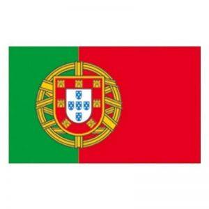MM Drapeau Portugal/drapeau, résistant aux intempéries, multicolore, 150x 90x 1cm, 16294 de la marque M & M image 0 produit